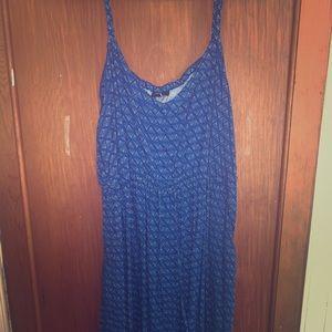 Torrid dress blue